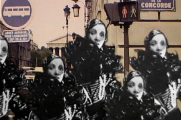 The Funeral of Marlene Dietrich,1999, film 16mm.