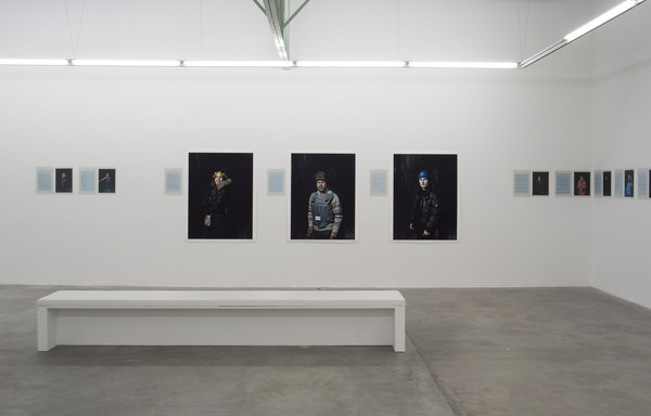 MAYDAN - Hundred portraits, Émeric Lhuisset